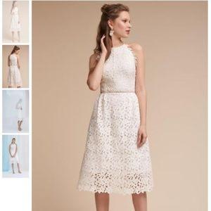 NWOT Lace Hitherto BHLDN James Dress Sz 2